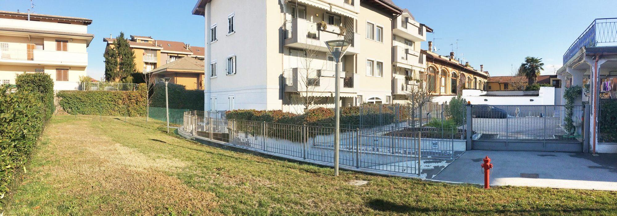 Arese – Nuova Costruzione – Residenza il Melograno- 2Locali con Giardino