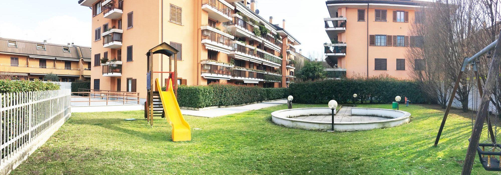 3 Locali ampio balcone