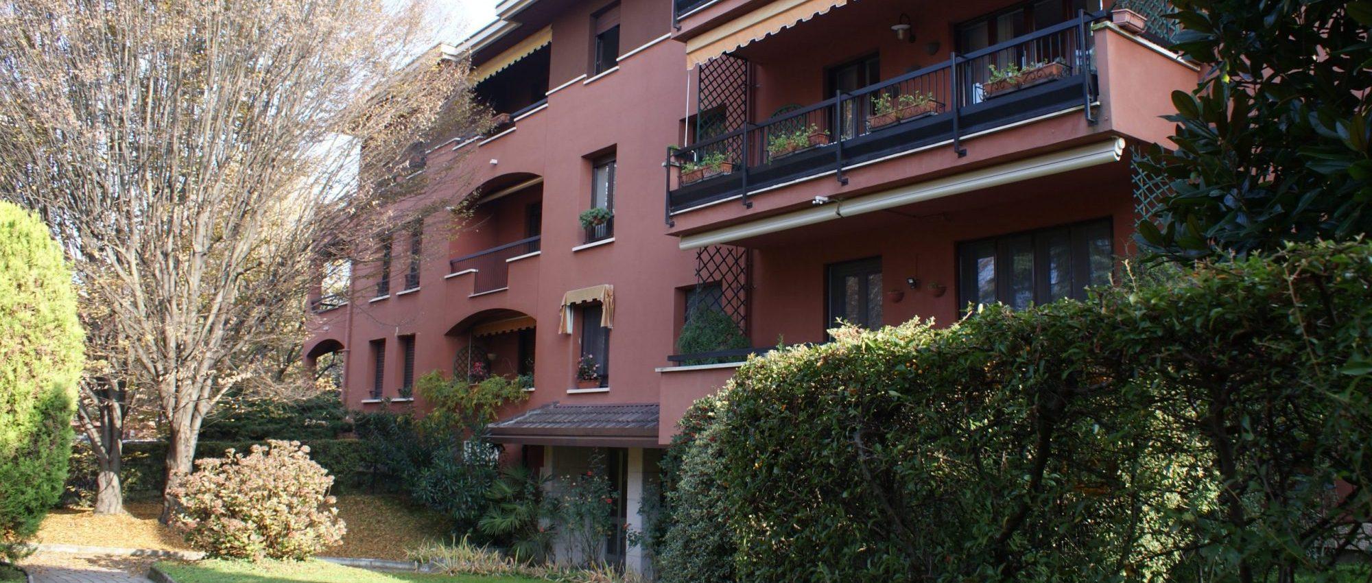 ARESE – 4 Locali, doppi servizi, box doppio, ben arredato